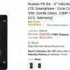 [Trato Alerta] Huawei P8 Lite a la venta por $ 199 ($ 50 de descuento) A través de Amazon